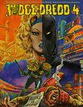 Judge Dredd TPB (1982-1989 Titan Books) The Chronicles of Judge Dredd 4-1ST