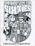 San Diego Comic Convention Program SC (1970-1996 Comic Con International) 1983-1ST