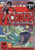 Conan the Barbarian (c. Late 1970's, Early 80's) Whitman Multi-Pack 3PACK 98 99 100