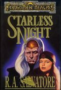 Forgotten Realms Starless Night HC (1993 TSR Novel) 1st Edition 1-1ST