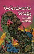 Deathworld Trilogy HC (1968 Doubleday Novel) Book Club Edition 1-1ST