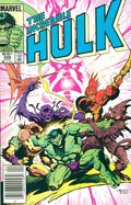 Incredible Hulk (1962-1999 1st Series) Mark Jewelers 306MJ