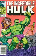 Incredible Hulk (1962-1999 1st Series) Mark Jewelers 314MJ