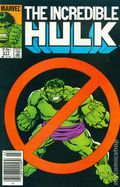 Incredible Hulk (1962-1999 1st Series) Mark Jewelers 317MJ