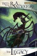 Forgotten Realms The Legend of Drizzt HC (2004-2008 Wizards of the Coast Novel) 7-1ST