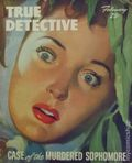 True Detective (1924-1995 MacFadden) True Crime Magazine Vol. 46 #5