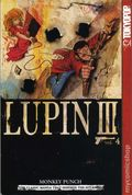 Lupin III GN (2002-2004 Digest) 4-1ST