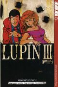 Lupin III GN (2002-2004 Digest) 5-1ST