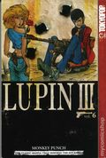Lupin III GN (2002-2004 Digest) 6-1ST