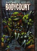 Bodycount HC (2008 Heavy Metal) Teenage Mutant Ninja Turtles 1-1ST