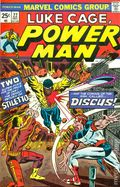Power Man and Iron Fist (1972) Mark Jewelers 22MJ