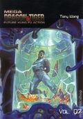 Mega Dragon and Tiger: Future Kung Fu Action GN (2002-2004 Comics One) 7-1ST