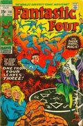 Fantastic Four (1961 1st Series) Mark Jewelers 110MJ