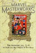 Marvel Masterworks Deluxe Library Edition Variant HC (1987-Present Marvel) 1st Edition 38-1ST