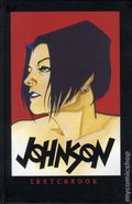 Johnson Sketchbook HC (2004 Devilpig Studios) 1-1ST
