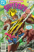 New Adventures of Superboy (1980 DC) Mark Jewelers 44MJ