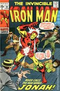 Iron Man (1968 1st Series) Mark Jewelers 38MJ