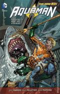 Aquaman TPB (2013-2017 DC Comics The New 52) 5-1ST