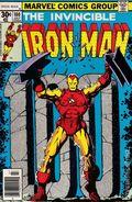 Iron Man (1968 1st Series) Mark Jewelers 100MJ