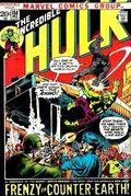 Incredible Hulk (1962-1999 1st Series) Mark Jewelers 158MJ