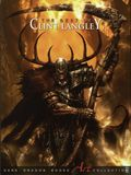 Best of Clint Langley HC (2015 A Dark Dragon Books Art Collection) 1-1ST