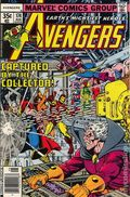 Avengers (1963 1st Series) Mark Jewelers 174MJ