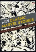 Mike Zeck's Classic Marvel Stories HC (2015 IDW/Marvel) Artist's Edition 1-1ST