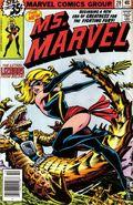 Ms. Marvel (1977 1st Series) Mark Jewelers 20MJ