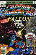 Captain America (1968 1st Series) Mark Jewelers 219MJ