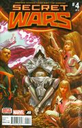 Secret Wars (2015 3rd Series) 4A
