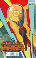 Secret Wars (2015 3rd Series) 4C