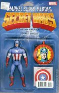 Secret Wars (2015 3rd Series) 4D