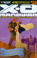 X-O Manowar (2012 3rd Series Valiant) 38B