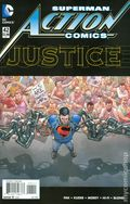 Action Comics (2011 2nd Series) 42A