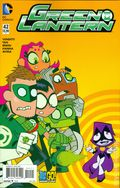 Green Lantern (2011 4th Series) 42B