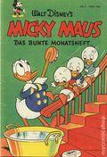 Micky Maus (German Series 1951- Egmont Ehapa) 1952, #3B