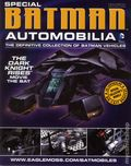 Batman Automobilia: The Definitive Collection of Batman Vehicles (2013- Eaglemoss) Figurine and Magazine SPECIAL#01