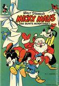 Micky Maus (German Series 1951- Egmont Ehapa) 1951, #4B