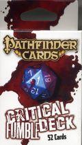 Pathfinder Cards Critical Funble Deck (2012 Paizo) DECK#1-REP
