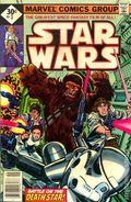Star Wars (1977 Marvel) Whitman 3-Pack Diamond Variants 3WHITMAN30C