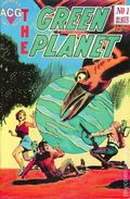 Green Planet (1962) 0-REP