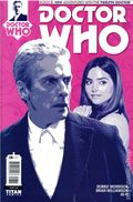 Doctor Who The Twelfth Doctor (2014 Titan) 8A