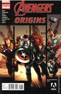 Avengers Origins (2015 Marvel) Adobe Promotional Comic 1