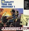 Quality Time on Highway 1 TPB (1993 Andrews McMeel) A Doonesbury Book 1-1ST