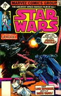 Star Wars (1977 Marvel) Whitman 3-Pack Diamond Variants 6WHITMAN
