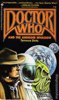 Doctor Who PB (1973-1994 Target Novel Series) 2-REP
