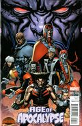 Age of Apocalypse (2015 Marvel) Secret Wars 1B