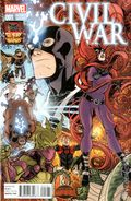 Civil War (2015 Marvel) Secret Wars 1F