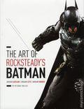Art of Rocksteady's Batman: Arkham Asylum, Arkham City and Arkham Knight HC (2015 Abrams Books) 1-1ST