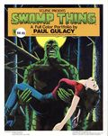 Swamp Thing Portfolio by Paul Gulacy (1983 Eclipse Enterprises) 1